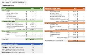Opening Balance Sheet Template 32 Free Excel Spreadsheet Templates Smartsheet