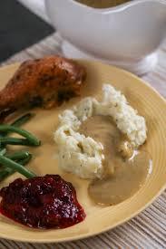 tasty traditional turkey gravy thanksgiving