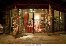 Christmas Window Decorations Canada by Quebec Canada Christmas Stock Photos U0026 Quebec Canada Christmas