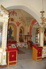 russian orthodox convent of the ascension