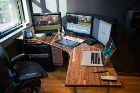 339 best desk images on pinterest desk setup pc setup and