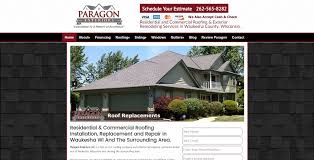 New Look Home Design Roofing Reviews by Website Design For Remodelers Plumbers Painters And Roofers