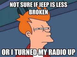 Memes For Lovers - memes that ll have jeep lovers rolling thechive