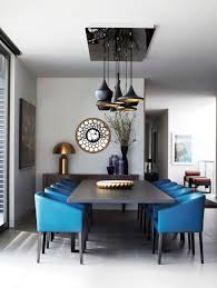 Contemporary Dining Table by Cantilevered Tables Floating In Modern Luxury Homes