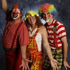clown show for birthday party children s birthday party clown shows the fantastic friendsthe