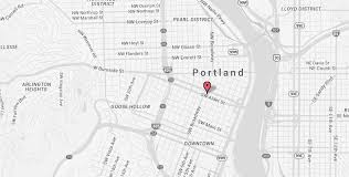portland light rail map downtown portland hotel map kimpton hotel vintage portland
