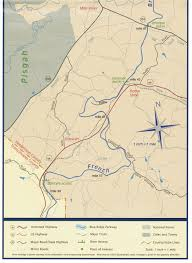 Blue Ridge Mountains Map French Broad River Mountains Land Etowah Nc Heritage