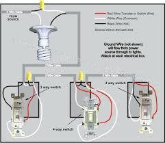 electrical wiring of light switch electrical wiring double light