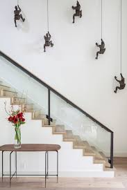 Staircase Wall Ideas Phenomenal Stairs Wall Decoration Ideas Stair Decorating Unique 25
