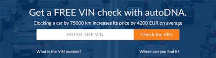 decoder vin checker autodna