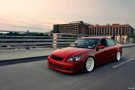 stanced nissan altima theme tuesdays uncommon stance stance is everything
