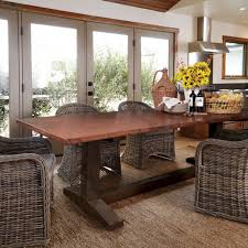 kitchen table fabulous long dining room table white round dining