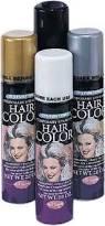 2 temporary coloring hair spray 2000 u0027s colorful hair sprays