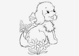 cute puppy coloring free coloring pages coloring books