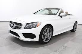 convertible mercedes black new 2018 mercedes benz c class c 300 sport convertible in