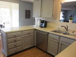 Painting Kitchen Cabinets With Annie Sloan French Linen Chalk Paint Kitchen Cabinets Modern Cabinets