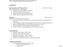 resume for high school student template www vesochieuxo me wp content uploads sle resum