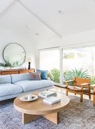 a minimalist mid century home tour mid century perfect place