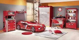 Race Car Bunk Bed Cars Bedroom Set Disney Cars Duvet Covers Single Double Junior