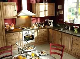 cuisine brocante facade cuisine bois brut cuisine brocante facade porte cuisine
