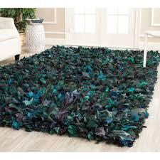 safavieh florida shag scrollwork elegance dark grey area rug 4