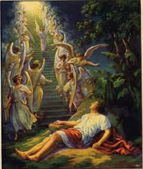 bible stories jacob and the ladder