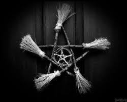 Occult Home Decor Home Decor Edit Magic Witchcraft Pentagram Occult Pagan Wicca
