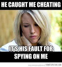 Girlfriend Cheating Meme - we all knew u were a slut but thanks for proving it quotes