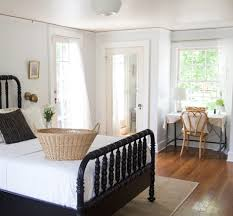 malm bedrooms bedroom eclectic with seagrass contemporary curtains