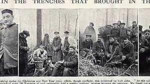 peace in no man u0027s land u2014the christmas eve truce of 1914 u2014amnesty