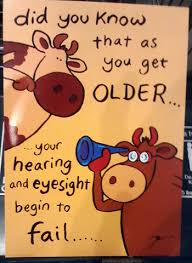 Cow Birthday Card Today S Cow Is On A Birthday Card Every Day I See A Cow