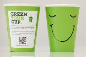 bicchieri di plastica sono riciclabili il primo bicchiere di carta 100 riciclabile wired