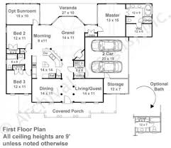 crosswell empty nester house plans ranch home plans