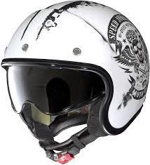 motorcycle helmets nolan n21 speed junkies flat helmet motorcycle helmets