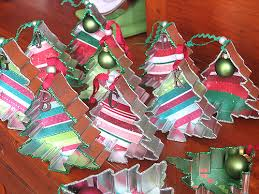 cookie cutter ornaments for 52 i mailed them yester flickr