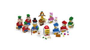 ducktales lego ideas ducktales brickfigures