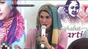 tutorial hijab turban ala april jasmine tren hijab para selebriti tutorial hijab indah nevertari prilly