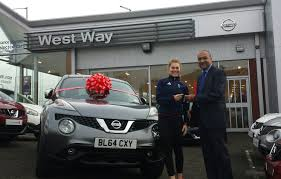 used nissan juke at royal west way nissan puts jess on road to rio nissan insidernissan