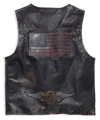 mens vests harley davidson parts and accessories