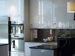 Curio Cabinets Pronunciation Glossy White Kitchen Cabinets Tictocdesign Com