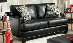 brown lola bonded leather sofa bed centerfieldbar com