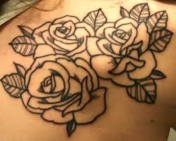 100 no outline rose tattoo 125 impressive japanese tattoos