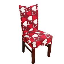 Spandex Banquet Chair Covers Online Shop Mecerock Removable Printing Spandex Stretch Chair