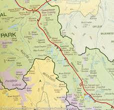 Blank Map Of Saskatchewan by Detailed Map And Guide Of Banff National Park Gem Trek U2013 Mapscompany