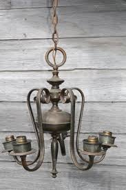 Brass Antique Chandelier Vintage Hanging Lamps And Chandeliers