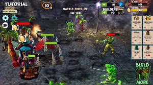 anti clash tower defense offline orc clans war android apps