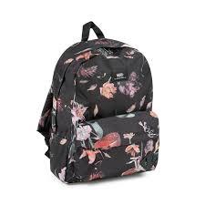 bloom backpack vans skool ii backpack bloom 35 00 accessories
