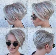 funky hairstyle for silver hair 106 best hair styles images on pinterest fine thin hair