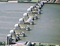 thames barrier ks2 river thames flooding