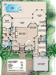mediterranean house plan efficient mediterranean house plan 66284we architectural